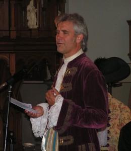 Martin Bagge tolkar Dalin i Vinberg 2008
