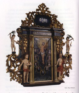 Familjen Dalin-Böckmans epitafium