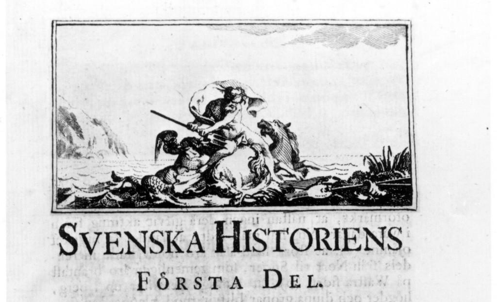 historia förstasida